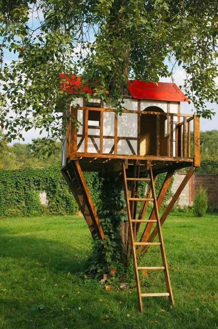 Gartengestaltung-Ideen-für-Kinder-Ein-auffälliges-Design