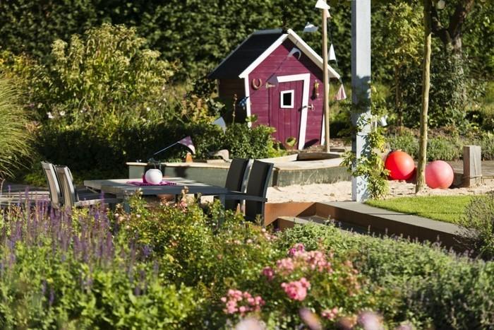Gartengestaltung-Ideen-für-Kinder-Ein-modernes-Exterieur
