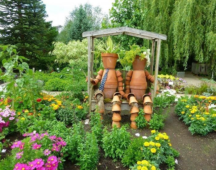 Gartengestaltung-Ideen-für-Kinder-Ein-verblüffendes-Exterieur