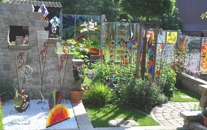 Gartengestaltung-Ideen-für-Kinder-Eine-außergewöhnliche-Ausstattung