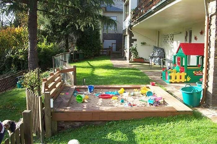 Gartengestaltung-Ideen-für-Kinder-Eine-außergewöhnliche-Gestaltung