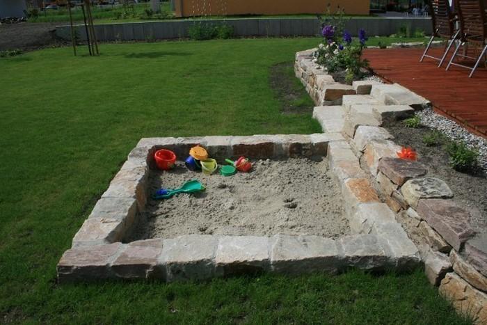 Gartengestaltung-Ideen-für-Kinder-Eine-auffällige-Ausstrahlung