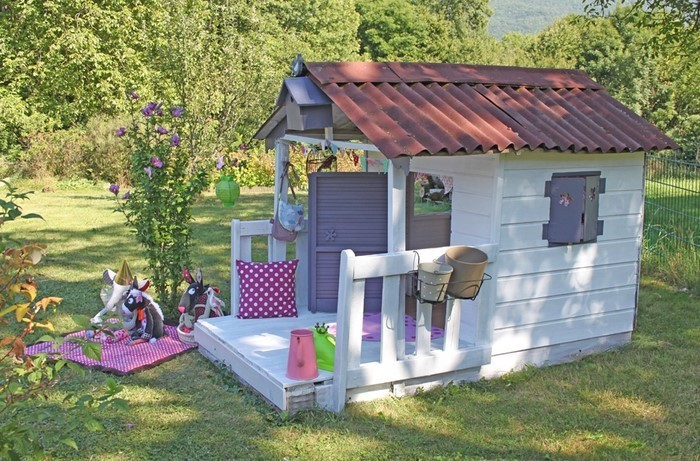 59 gartengestaltung ideen f r ihre kinder. Black Bedroom Furniture Sets. Home Design Ideas
