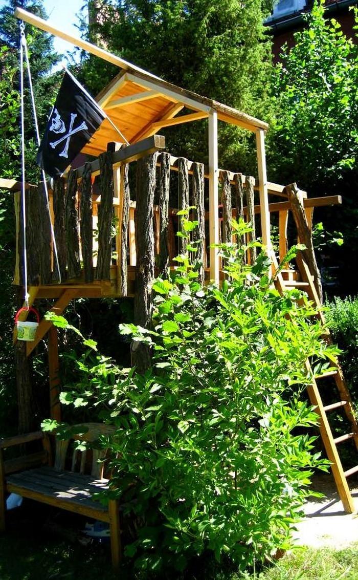 Gartengestaltung-Ideen-für-Kinder-Eine-super-Dekoration
