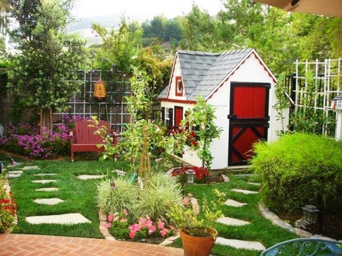 Gartengestaltung-Ideen-für-Kinder-Eine-wunderschöne-Ausstattung