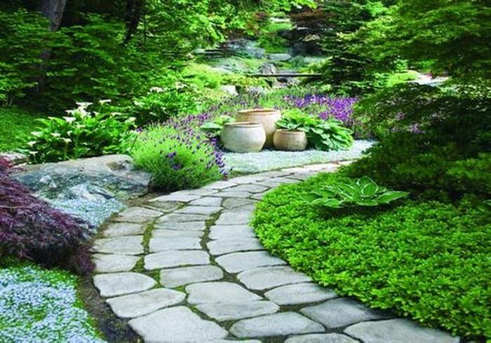 Gartenwege-gestalten-Eine-außergewöhnliche-Ausstattung