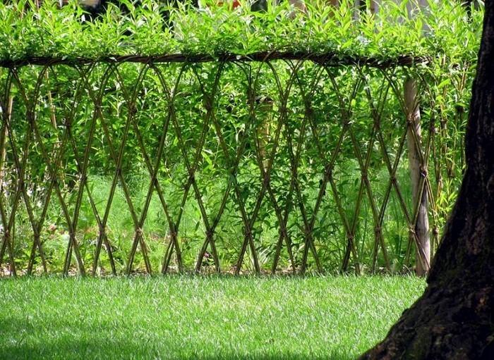 Gartenzaun-Sichtschutz-Eine-außergewöhnliche-Atmosphäre