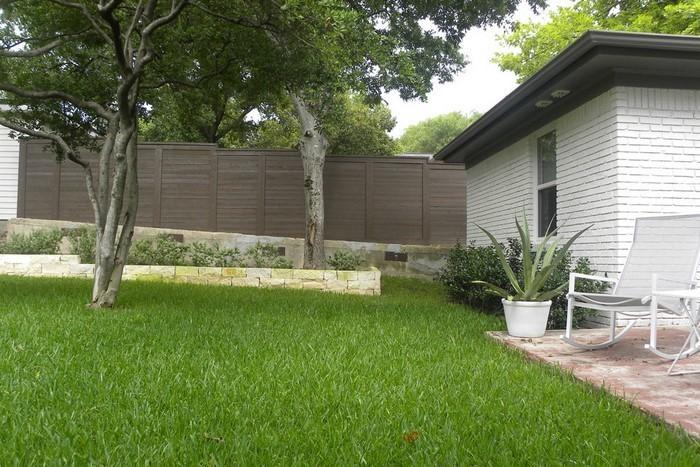 Gartenzaun-Sichtschutz-Eine außergewöhnliche Entscheidung