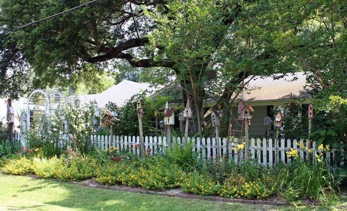 Gartenzaun-Sichtschutz-Eine-auffällige-Ausstrahlung