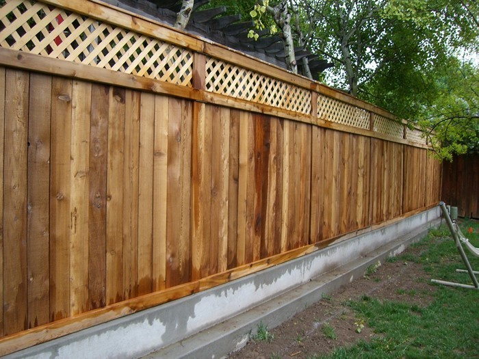 Gartenzaun-Sichtschutz-Eine auffällige Entscheidung