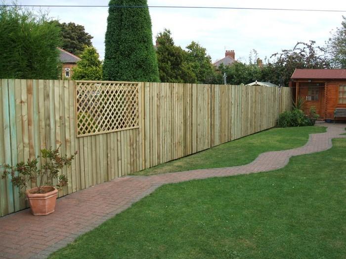 Gartenzaun-Sichtschutz-Eine tolle Entscheidung