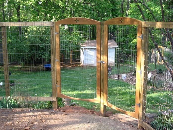 Gartenzaun-Sichtschutz-Eine-verblüffende-Ausstrahlung