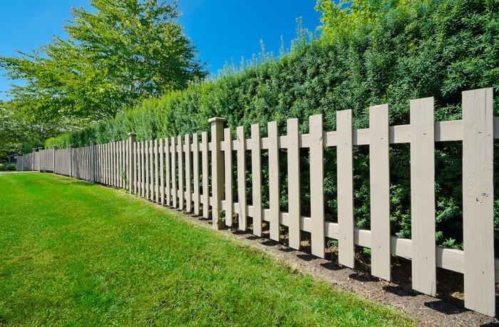 Gartenzaun-Sichtschutz-Eine wunderschöne Entscheidung