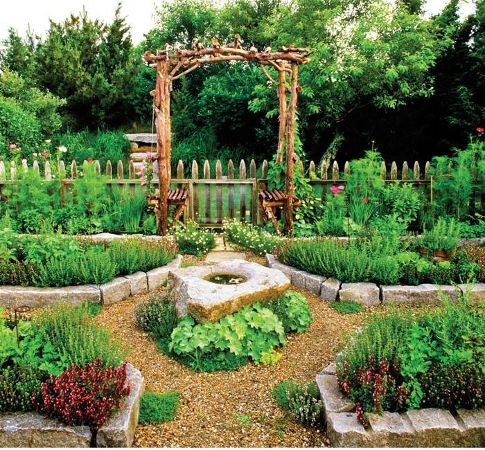 Gartenzaun-Sichtschutz-außergewöhnliche-Entscheidung