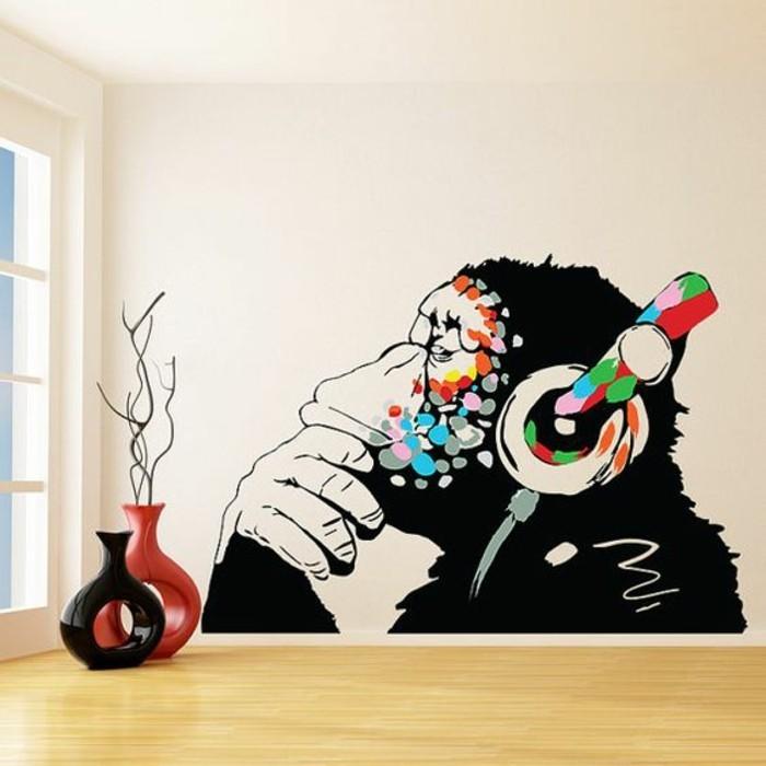 40 Coole Dekoideen Mit Graffiti Im Zimmer Archzine Net