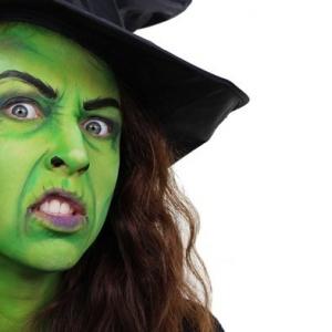 51 Ideen für Halloween Schminke mit selbstgemachten Materialien!