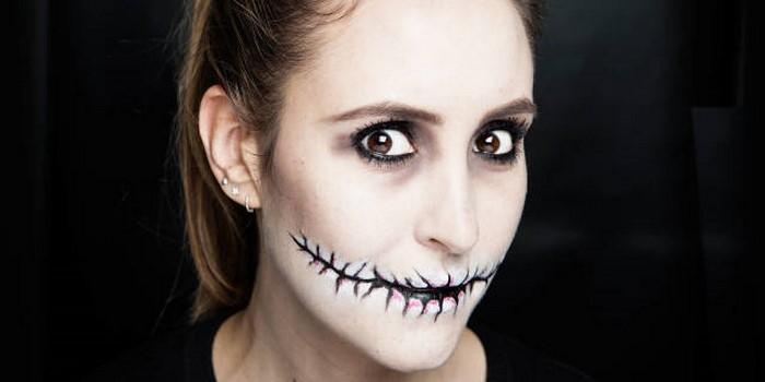 Halloween-Schminke-Eine-coole-Ausstrahlung