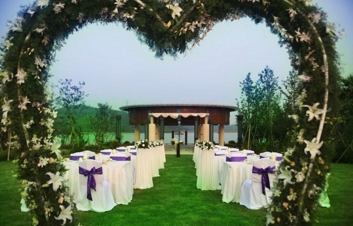 Schön Heiraten Im Garten: 100 Hochzeit Deko Ideen ...
