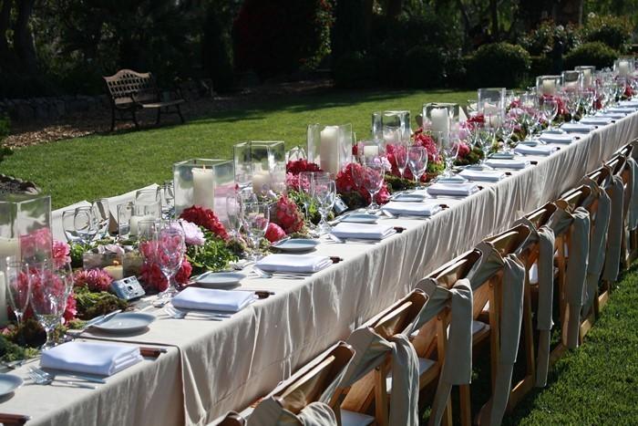 Heiraten-im-Garten-Eine-tolle-Dekoration