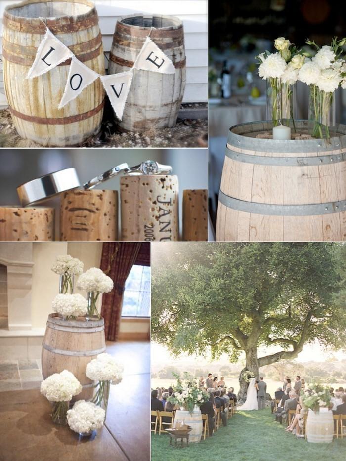 Heiraten-im-Garten-verblüffendes-Exterieur