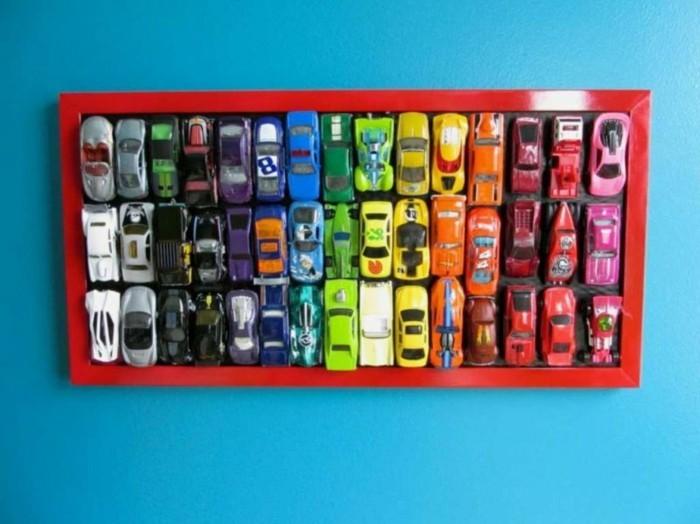 Ideen-für-Kinderzimmer-mit-kleinen-Autos