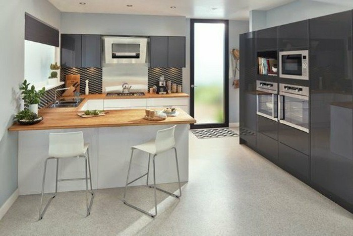 bunnings design kitchen 70 coole bilder k 252 che mit tresen archzine net 1867