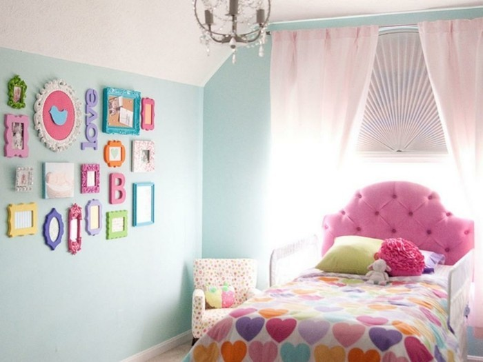 Wanddeko Dekor Kinderzimmer
