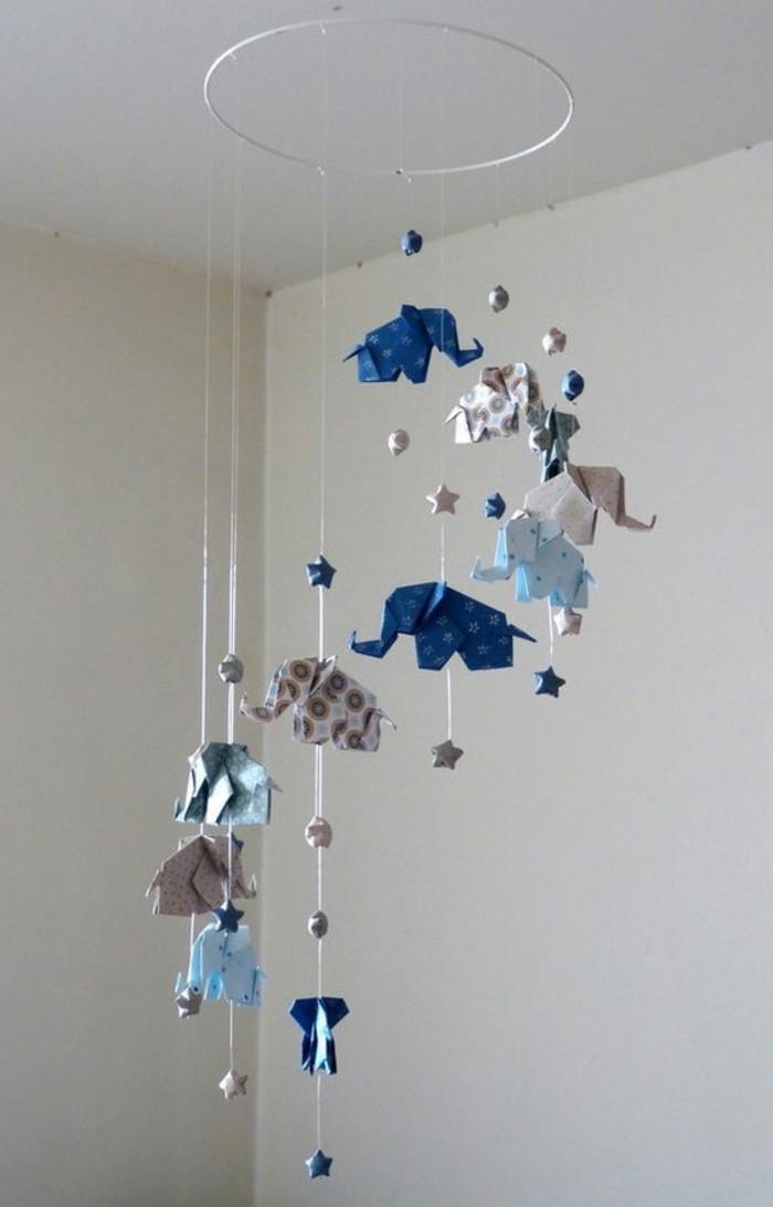 Kinderzimmer junge baby deko  43 Ideen und Anleitung für Kinderzimmer Deko selber machen ...