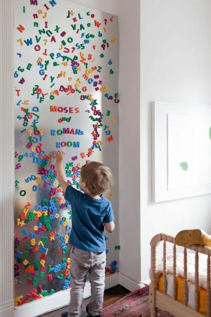 Kinderzimmer ideen zum selbermachen  43 Ideen und Anleitung für Kinderzimmer Deko selber machen ...