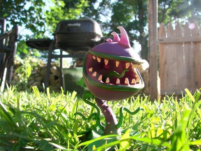 Lustige-Gartenfiguren-Eine-außergewöhnliche-Ausstattung