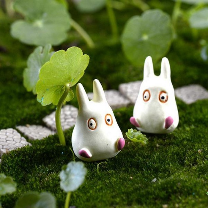 Lustige-Gartenfiguren-Eine-tolle-Entscheidung