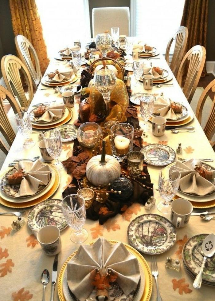 Schöne-Tischdeko-für-bestimmte-Jahreszeit