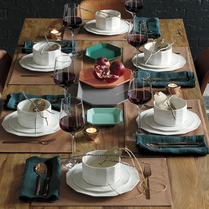 77 originelle beispiele f r ausgefallene tischdeko. Black Bedroom Furniture Sets. Home Design Ideas