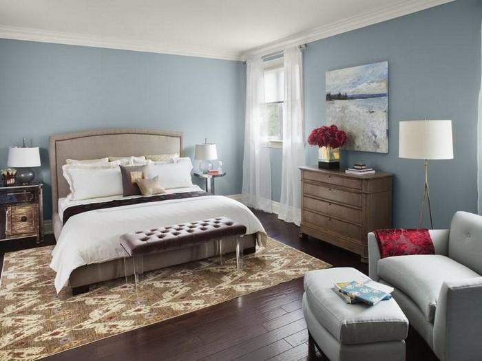 104 schlafzimmer farben ideen und farbinterpretationen - Welche Farbe Im Schlafzimmer