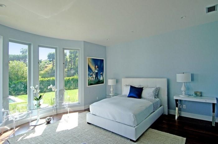 Schlafzimmer-Farben-Eine-außergewöhnliche-Deko