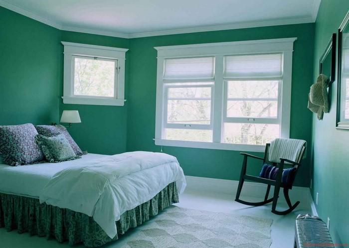 Schlafzimmer-Farben-Eine-außergewöhnliche-Dekoration