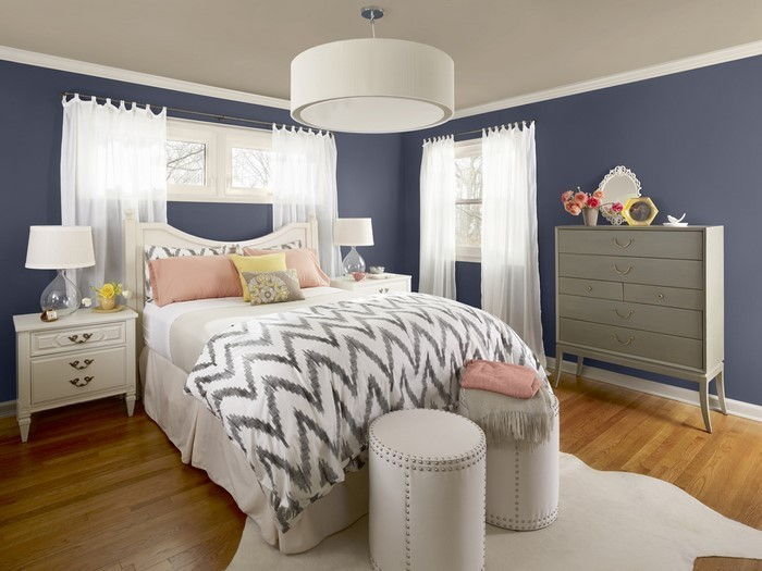 Schlafzimmer-Farben-Eine-auffällige-Gestaltung
