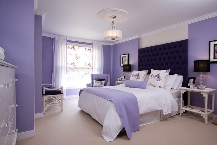 104 Schlafzimmer Farben Ideen und Farbinterpretationen