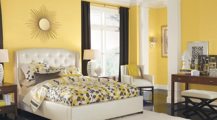 ... Gestaltung Schlafzimmer Farben 104 Schlafzimmer Farben Ideen Und  Farbinterpretationen ...