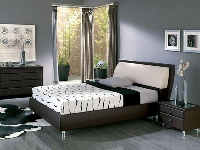 Schlafzimmer-Farben-Eine-moderne-Atmosphäre