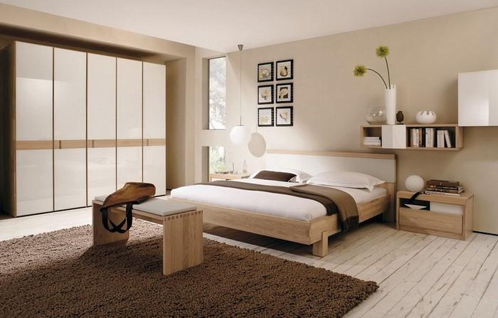 Schlafzimmer-Farben-Eine-moderne-Dekoration