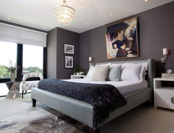 schlafzimmer gestaltung farben: schlafzimmer farblich gestalten ... - Klassische Schlafzimmer Farben