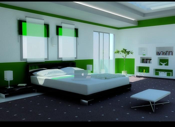 Schlafzimmer-Farben-Eine-tolle-Dekoration