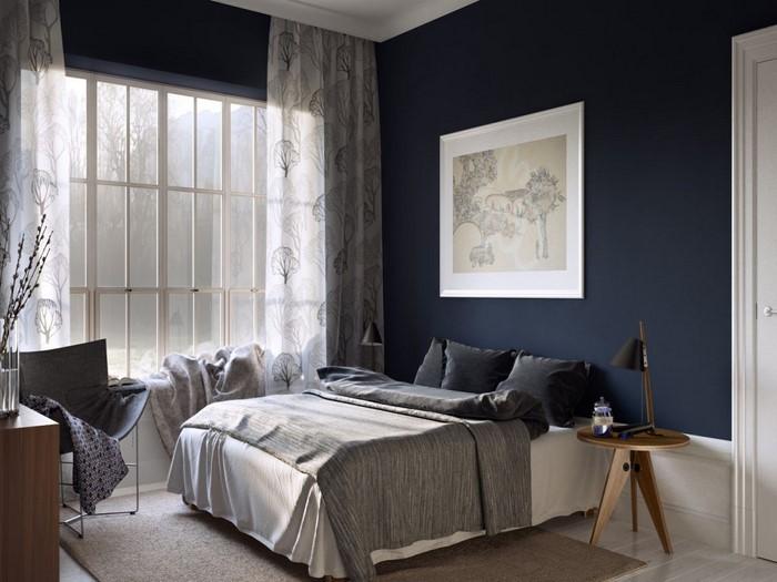 Schlafzimmer-Farben-Eine-verblüffende-Dekoration