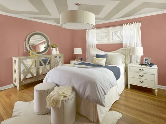 Schlafzimmer-Farben-Eine-verblüffende-Gestaltung