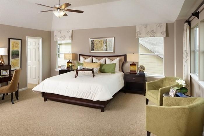 Schlafzimmer-Farben-Eine-wunderschöne-Deko