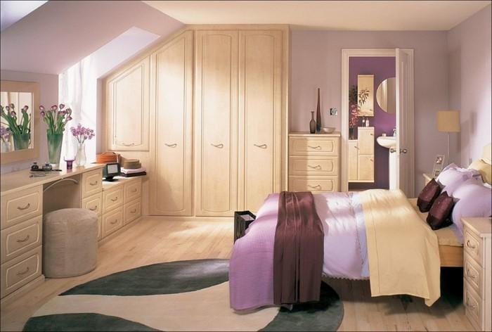 Schlafzimmer-Farben-auffällige-Entscheidung