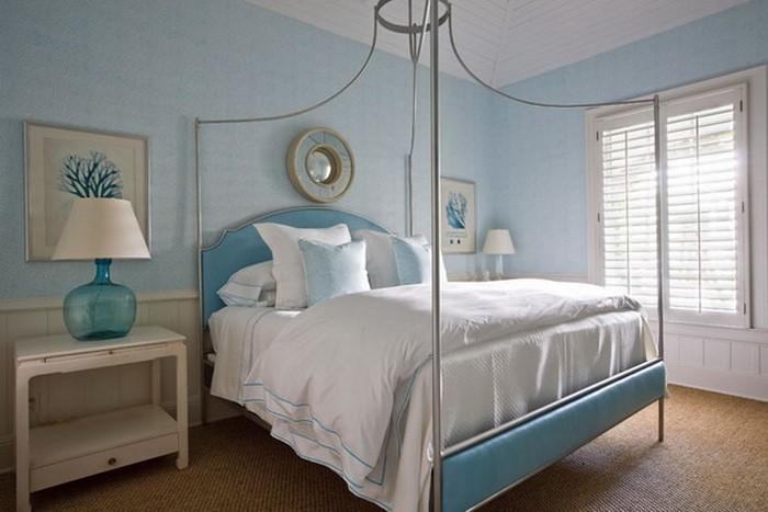 Schlafzimmer-Farben-kreative-Entscheidung