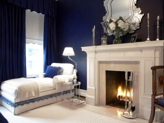 Schlafzimmer-Farben-kreatives-Design