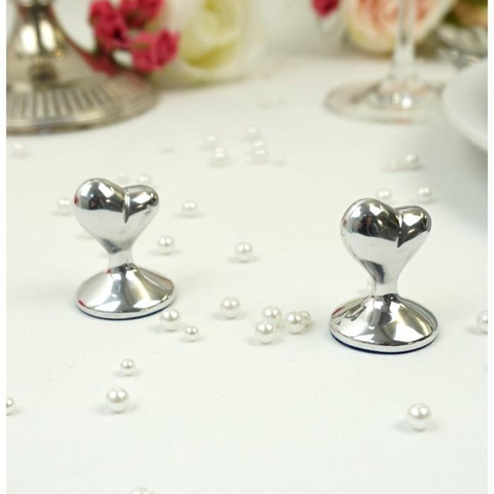 Silberhochzeit-Tischdeko-von-flairelle-tischkartenhalter